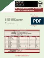 Bulletin PVS-80020201-VCD - Vacuum Condensate Drainer