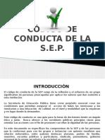 Código de Conducta de La Sep