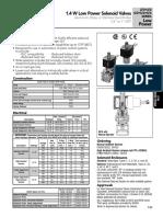 ASCO - 1.4 W Low Power Valves - TEMPRESCO.pdf