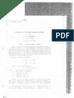 (1976, P)a Review of Coal Pillar Strength Fomulas