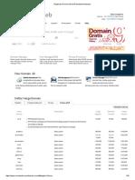 Registrasi Domain Murah Rumahweb Indonesia