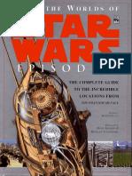 Star Wars - Inside the Worlds of Episode I - The Phantom Menace