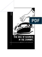 Role of Business to the Economy
