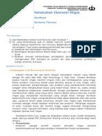 Tugas 1 Ekonomi Migas - Production Sharing Contract
