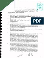 Tenancy Contract template