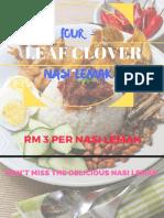 Nasi Lemak Poster