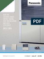 Katalog Panasonic VRV