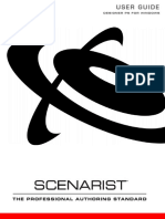 Scenarist Designer PS UserGuide Win