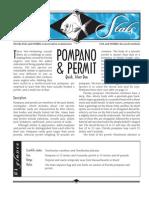 Sea Stats - Pompano & Permit
