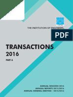 Iesl Transaction - A 2016 Final
