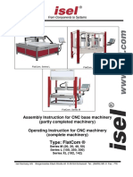 Operating Instruction Flatcom m l Xl State 2010