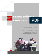 2016 Solutions Review Business Intelligence Buyers Guide TKSR91