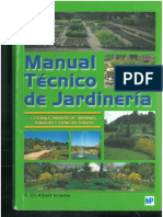 Manual Tecnico de Jardineria