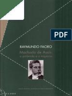 Historia Machado de Assis a Piramide e o Trapezio Raymundo Faoro