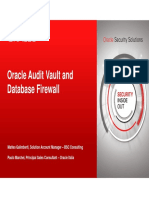 Audit Vault Database Firewall for Clusit (1)