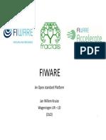 FRACTALS FIWARE-FIspace Technical Presentation