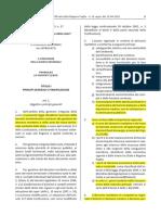 Piano Coste - Legge Regionale 17/2015