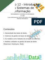 PSi - Modulo 12