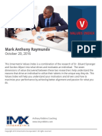 VALUES-Mark Anthony Raymundo