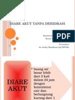 DIARE AKUT TANPA DEHIDRASI.pptx