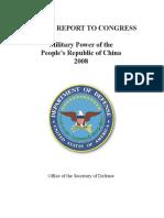China Military Report 08