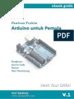 eBook Gratis - Belajar Arduino Untuk Pemula