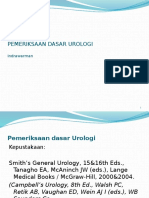 Px Dasar Urologi Dr IDW