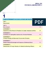5_BHPL-103_ List of Experiments