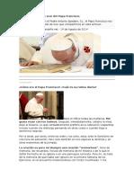 Conoce El Modo de Orar Del Papa Francisco