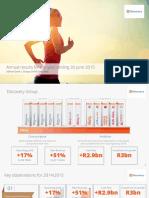 2015 Annual Results Presentation
