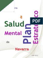 Plan Salud Mental Navarra