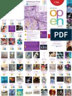 Lee Green Open Studios 2016 Brochure