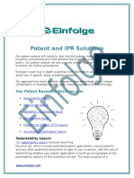 Einfolge - Patent Research Services