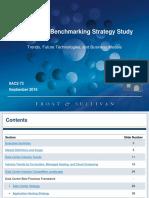 Data Center Benchmarking study