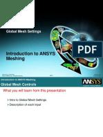 AM-Intro 13.0 L03 Global Mesh Settings