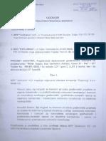2. Ugovor o PTS Jedinstvo-Exploring