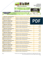 Polydome Eden Pricelist Jun2015