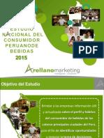 Estudio Nacional Del Mercado Peruano de Bebidas