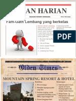 Villa Dan Resort Lembang