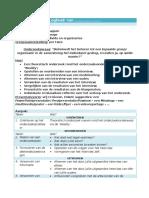 logboek onderzoeksopdracht