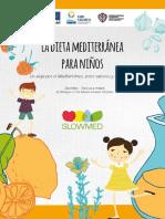 Dieta Mediterránea Para Niños