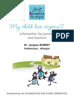 My Child Has Eczema Uk 0
