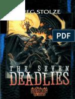 Demon - The Fallen - Trilogy of the Fallen 2 - The Seven Deadlies