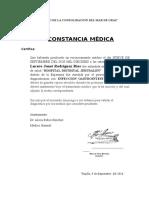 Costancia Medica