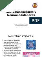 6. Neurotransmisores y Neuromoduladores