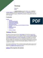 Método de Newton Con Matlab