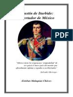 Agustín de Iturbide Folleto