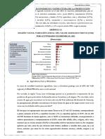 Indicadores Económicos y Estructura de La Producción