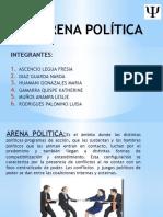 La Arena Política - Frescia