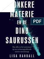 Donkere materie en de dinosaurussen - Lisa Randall (leesfragment)